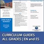 Curriculium Guides Link Icon